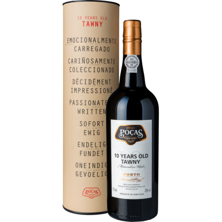 Poças 10 Years Old Tawny