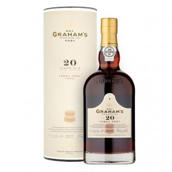 Graham`s 20 Years Old Port