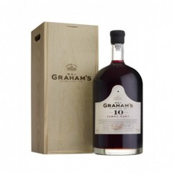 Graham`s 10 Years Old Port...