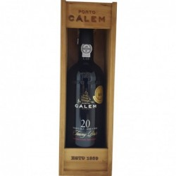 Calem 20 Years Old Port