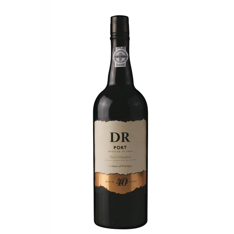 DR + 40 Years Old Port